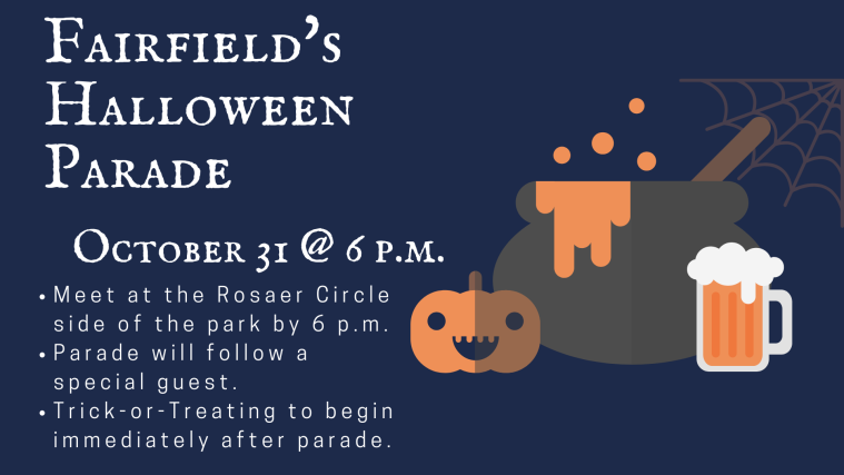 Fairfield's Halloween Get-Together (1)