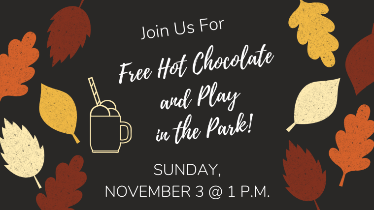 Hot Chocolate and Play in the Park! (2)